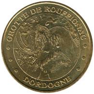 24-1112 - JETON TOURISTIQUE MDP - Grotte De Rouffignac - Le Patriarche - 2012.4 - 2012
