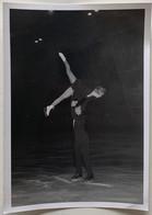 Photo De Sport. Championnats De Patinage Artistique. Figure De Patinage. Duo. Couple. Walter Häfner Et Hauss Gudrun. - Deportes