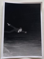 Photo De Sport. Championnats De Patinage Artistique. Figure De Patinage. Patinoire. Wolfgang Schwarz. - Deportes