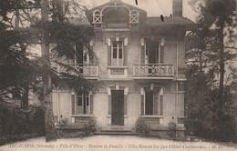 *** 33 ***  ARCACHON  Ville D'hiver Pension De Famille Villa Blanche - TTBE écrite - Arcachon