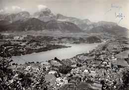 Corps (38) - Vue Générale - Le Lac Du Sautet Et L'Obiou - Sin Clasificación