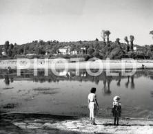 1953 COIMBRA PORTUGAL 60mm NEGATIVE SET  NOT PHOTO NEGATIVO NO FOTO - Non Classés