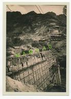 64 - ARTOUSTE - BEARN - CONSTRUCTION DU BARRAGE DU LAC EN 1929 - Andere Gemeenten
