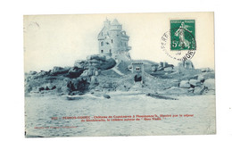 Perros Guirec - Chateau De Coastaeres à Ploumanac'h - CHA042 - Perros-Guirec