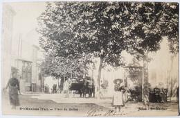 SAINTE MAXIME - Place Du Ballon - Sainte-Maxime