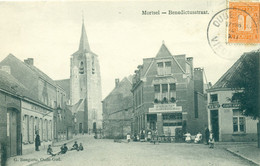 Mortsel - Benedictusstraat - Café - 1913 - Mortsel