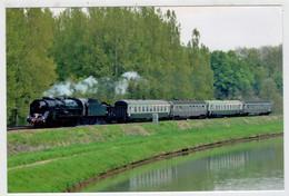 FRANCIA   LUZY  SUR  MARNE    TREIN- ZUG- TRAIN- TRENI- GARE- BAHNHOF  STATION- STAZIONI       2  SCAN  (NUOVA) - Trains