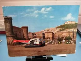 ELIVIE NAPOLI ELIPORTO HELIPORT ITALIA - Helicopters