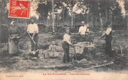 ¤¤  -  La Vie Forestière   -  Les Bucherons   -  Travail Du Bois      -   ¤¤ - Unclassified