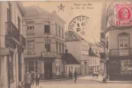 HEIST / VUURTORENSTRAAT / RUE DU PHARE  1929 - Heist