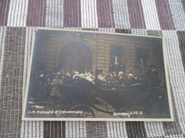 Carte Photo 67 Bas Rhin MM Poincaré Et Clémenceau 9 XII 18 - Strasbourg