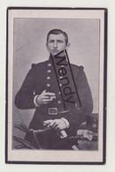 Arthur Boeckx  °Westmalle 1894   +Panne A/zee 1916 - Begraven Te Adinkerke - Andachtsbilder