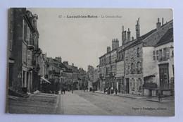 Luxeuil Les Bains - La Grande Rue - Luxeuil Les Bains