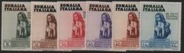 Somalia (Italian-Italienne) 1934 2nd/e Colonial Art Exhibition-Exposition Art Colonial (Naples) * - Somalia