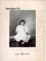 Photo Personne Fille Enfant Studio Moretti Bastia Corse Deolia Miekelaujeli Pie Ginje 24x18cm - Identified Persons