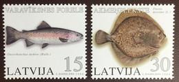 Latvia 2004 Fish MNH - Fische