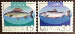 Latvia 2003 Fish MNH - Fische