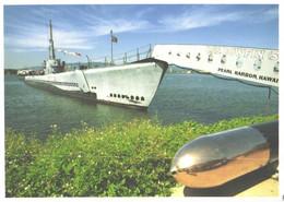 USA:Submarine USS Bowlin - Submarines