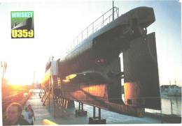 USA:Submarine Whiskey, U359 - Submarines