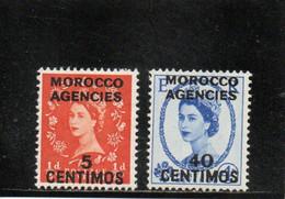 MAROC 1956 ** - Bureaux Au Maroc / Tanger (...-1958)