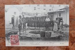 TEINTURIERS (ALGERIE) - Métiers