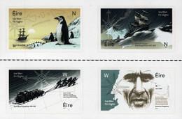 Ireland - 2021 - Ice Men - Arctic And Antarctic Expeditions - Mint Self-adhesive Stamp Set - Ongebruikt