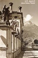 Cartolina - Agordo ( Belluno ) - Scorcio Palazzo Manzoni - 1958 - Belluno