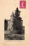 SAINT-AFFRIQUE - Château De Vaxergues - Saint Affrique