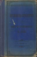 """1915. DICCIONARIO ESTADISTICO DE TODOS LOS AYUNTAMIENTOS DE ESPAÑA. Biblioteca De """"La Administración Práctica"""". Barcelon - Unclassified"""