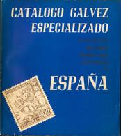 (1960ca). CATALOGO GALVEZ ESPECIALIZADO DE LOS SELLOS DE RECARGO, SOBRETASA, BENEFICOS DE ESPAÑA EMITIDOS DESDE 1926 HAS - Unclassified