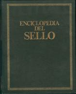 1975. LA ENCICLOPEDIA DEL SELLO, Tres Volúmenes. Ediciones Sarpe. Madrid, 1975. - Unclassified