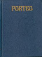 (1976ca). REVISTA FILATELICA PORTEO. Incluyendo Los Números Desde El Nº1 Al Nº10, Y Encuadernados En Un Volumen (los Edi - Unclassified