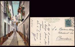 """España - Edi O TP 315 - Postal Mat Ambulante """"Amb II - 4 - Andalucía Expreso"""" A Barcelona - Brieven En Documenten"""