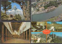 VARIA 1, Différents Pays Et Thèmes, Lot De 5 Kgs, Plus De 1000 Cartes Différentes - 500 Postkaarten Min.