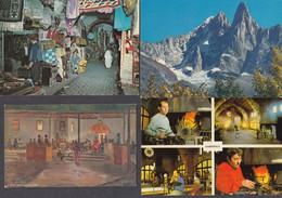 VARIA 2, Différents Pays Et Thèmes, Lot De 5 Kgs, Plus De 1000 Cartes Différentes - 500 Postkaarten Min.