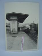 P.O.C Autorail Billard à Quai En Gare D'Uzerche - Treni