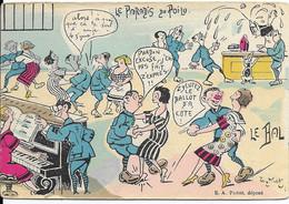 Militaria > Humoristiques Le Paradis Du Poilu - Umoristiche