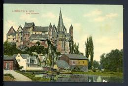 AK Limburg A. Lahn 1908 Rückseite Dom Mit Wassermühle (1C311 - Unclassified