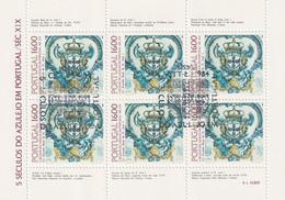 Mi. 1625 O Kleinbogen - Used Stamps