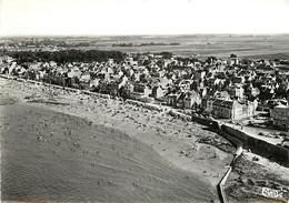 SAINT AUBIN SUR MER VUE GENERALE AERIENNE - Saint Aubin
