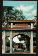 Malaysia - Light Street Arch - Penang - Publ. B.M. Manicum N° 111 - See Scans - Malesia