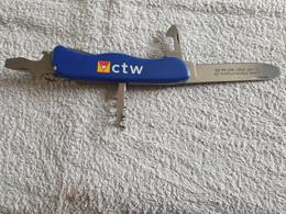Couteau Multifonctions Victorinox Ctw - Armi Bianche