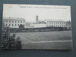GARCHES  Hospice De La Reconnaissance , Les Dortoirs Et La Chapelle - Garches