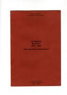 Numéros Blancs 1876 1895 De Jean Pothion 1980 , 11 Pages 16x24 Cm - Non Classificati