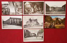 13 Cartes -  Thionville    -   [57]  - Moselle - Thionville