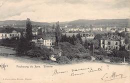 BIENNE BIEL (BE) Faubourg Du Jura - Ed. J. Fayot - BE Berne