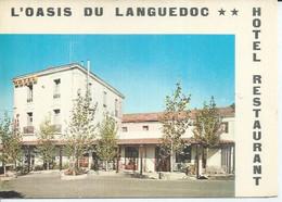 GIGEAN - L'OASIS DU LANGUEDOC - HOTEL RESTAURANT - Andere Gemeenten