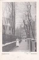 481984Amsterdam, Bagijnenhofje. 1903. (rechtsonder Een Vouw) - Amsterdam