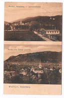 A-5067  WOLFURT : Landschaftsbild / Partie Vom Schloss Gesehen - Bregenz