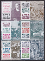 PORTUGAL 1992 -  6 Hojas Bloque Europa CEPT -MNH- - Unused Stamps